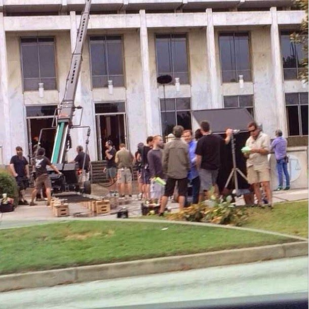#Insurgent set (27 iun.)