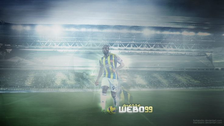 Pierre Webo Wallpaper by FurkanCbc.deviantart.com on @deviantART