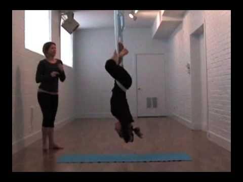 Midtown Yoga - Aerial Yoga