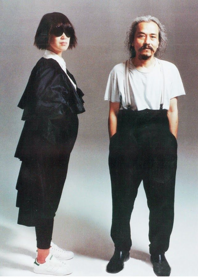 Йоджи Ямамото коллекция 1989 - Поиск в Google