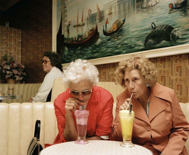 GB. England. Broadstrairs. Morelli's Cappuccino, Milkshakes...