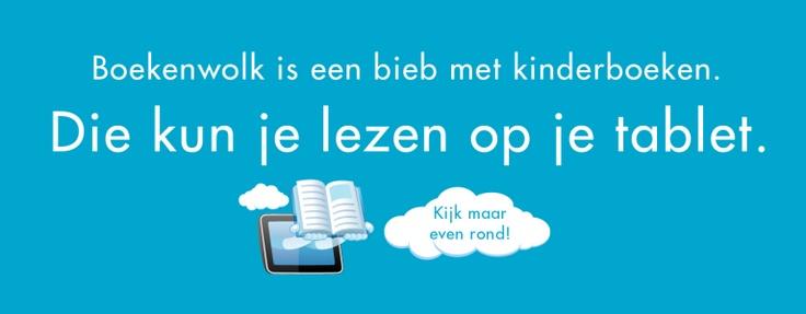 Boekenwolk: onlinen bieb met kinderboeken voor je IPad