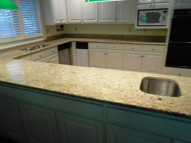 1000 images about giallo ornamental on white cabinets on for 1 inch granite countertops
