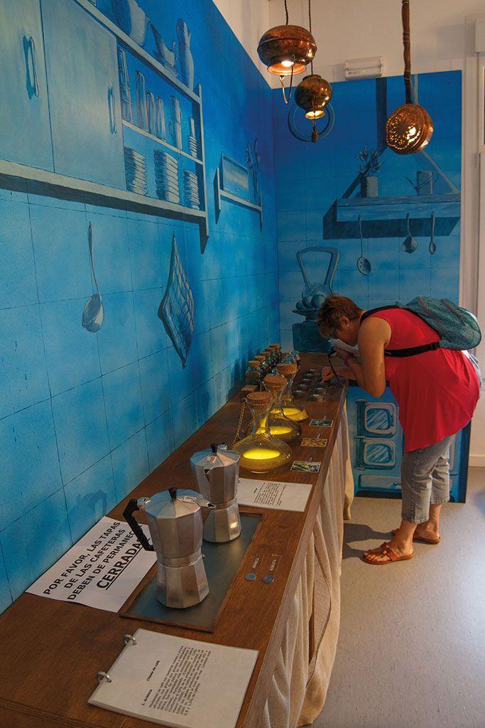 Museo de los aromas / Santa Cruz de la Salceda
