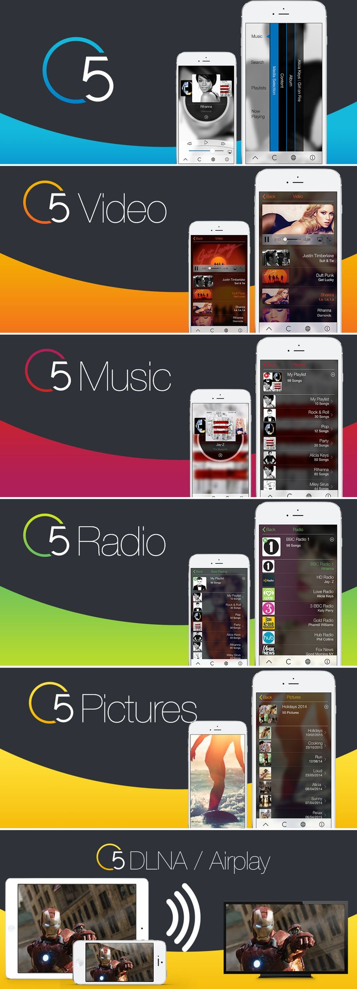 New look, more features, ready for iOS 8! The new iPhone 6 has arrived today and Creation 5 looks crisp and sharp on the new Retina HD displays. Read all about it on our blog : http://www.creation.com.es/creation-5-update-4-1-0/