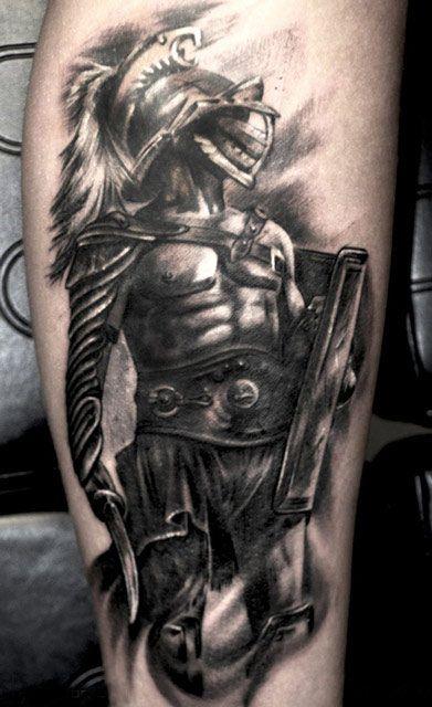 Tattoo Artist - Billi Murran - warriors tattoo | www.worldtattoogallery.com