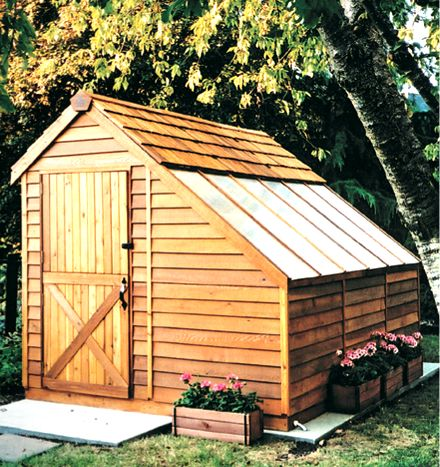 1000 images about cedarshed canada on pinterest garden for Garden sheds canada