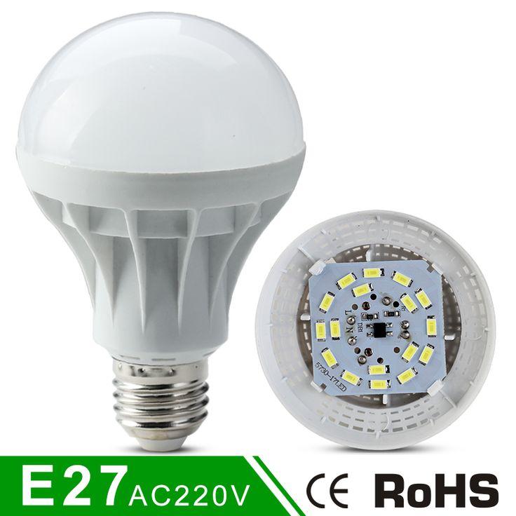$0.64 (Buy here: https://alitems.com/g/1e8d114494ebda23ff8b16525dc3e8/?i=5&ulp=https%3A%2F%2Fwww.aliexpress.com%2Fitem%2FE27-LED-220V-High-Power-AC220v-LED-Lamp-Spotlight-SMD-5730-lampada-led-E27-lamparas-5led%2F32685504695.html ) E27 LED Bulb 220V High Power LED Lamp Spotlight SMD 5730 lampada led E27 lamparas 5led 8led 11led 14led High Bright Lampada LED for just $0.64