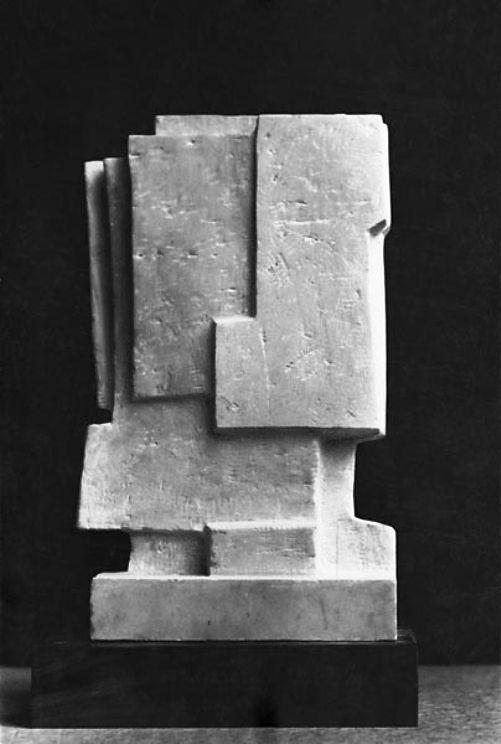 Fritz Wotruba (1907-1975) - Tête, 1965