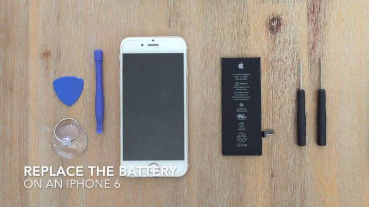 How To Replace An iPhone 6 Battery