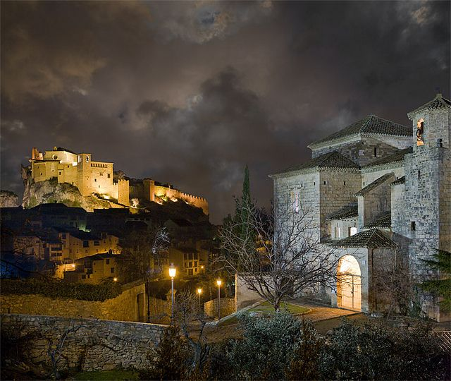 Alquezar, Huesca, Spain