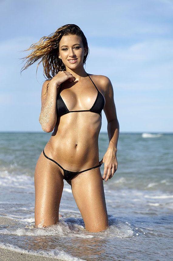bikini babe thong