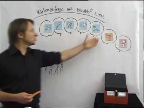 bikablo® icons -- die Symbolkartenbox für Meeting, Workshop, Training und Coaching - YouTube