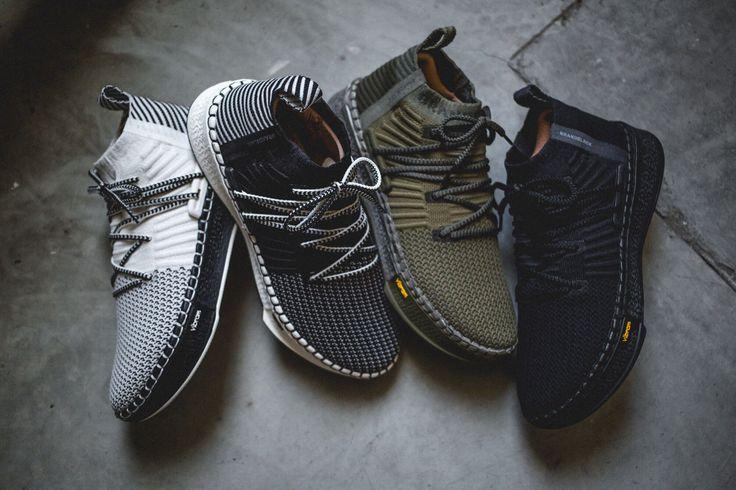 Brandblack Unveils Vibram-Soled Basketball Sneaker