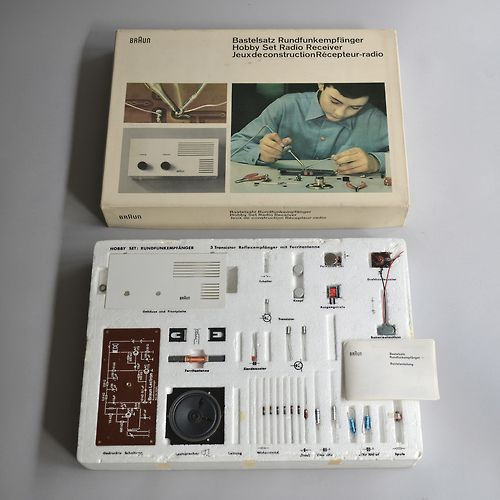 dig-image:  Braun Lectron radio experiment set (by das programm)