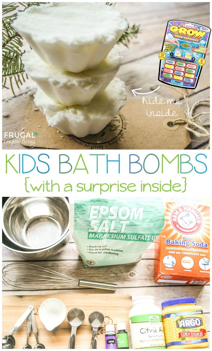 Best Essential Oils For Kids Bath Bombs