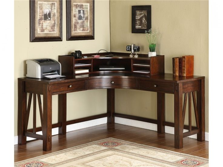 Desk With Hutch For Home Office Corner Desk With Hutch For Home Office
