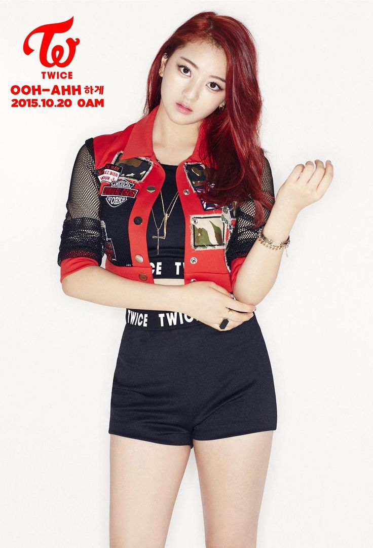 Jihyo from Twice. She is the main vocalist. I am so glad after 10 years she is finally debuting. I am so proud of her and like why is she so gorgeous? ❤️(Another favorite) #JYP #Twice
