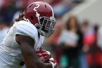 Alabama's Derrick Henry, Kenyan Drake May Be SEC's Most Dangerous RB Tandem | Bleacher Report