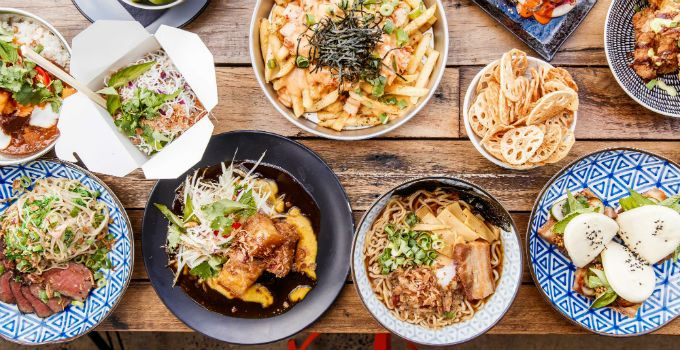 They might be Junk in name, but this new South Bank eatery sure isn't Junk in nature, with a line up of hawker-style fare that will have you drooling.