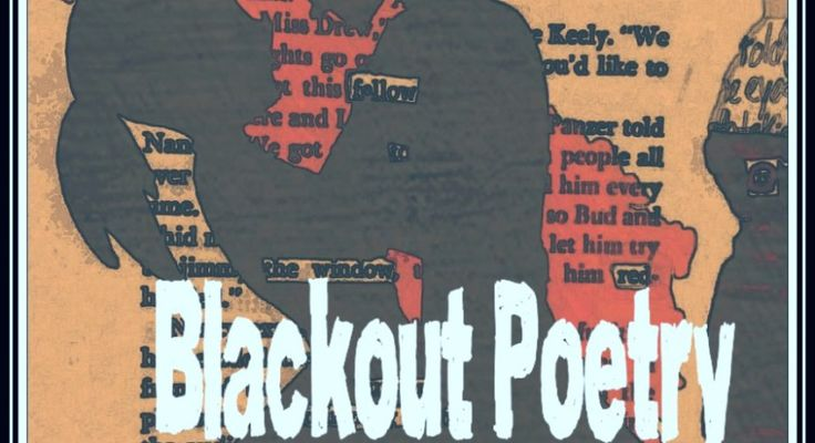 Blackout poems are a fun, simple, and creative way to expose students to poetry. How you adapt the lesson depends on the skill you're covering. The options for how to incorporate blackout, or found poetry, are endless but the result is always the same -- an engaged classroom and a concrete example of poetry basics you and your students can utilize throughout the year.