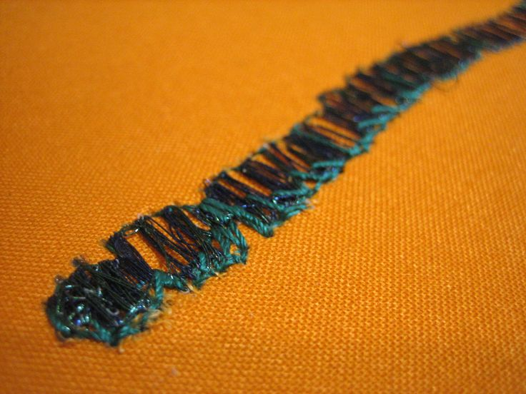 Photo Album .Cloth binding. Emroidered with silk and metalic threads. Print on transparency film. Dragonfly, detail.