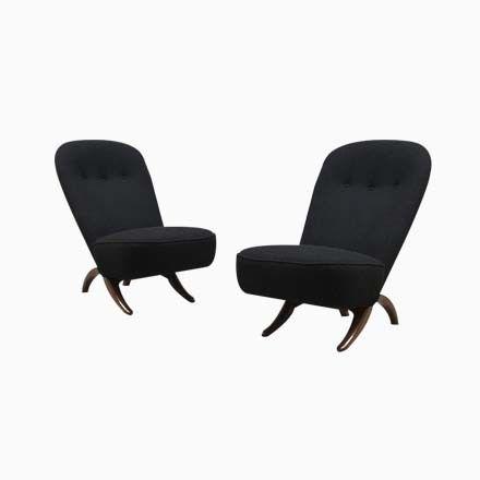 Niederländische Congo Lounge Stuhl Von Theo Ruth Für Artifort, 1952 Jetzt  Bestellen Unter: Https