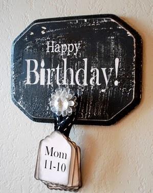 genius! i always forget birthdays
