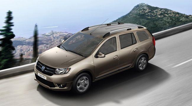 Dacia Logan MCV - Kombi - Dacia Österreich