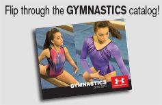 2016-2017 Under Armour Gymnastics Page Flipper from Under Armour Gymnastics