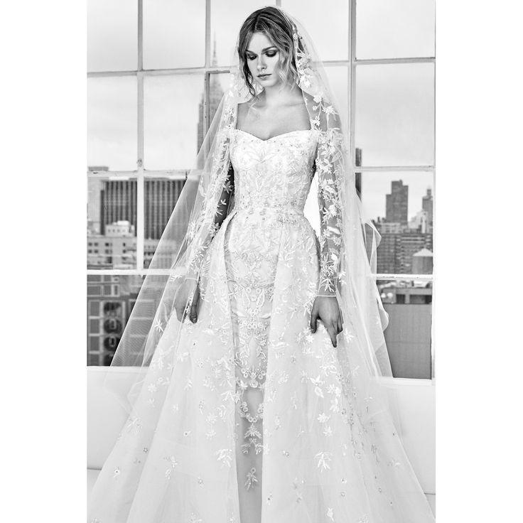 Daisha - abito da sposa Zuhair Murad Collezione Spring 2018 - Le Spose di Milano