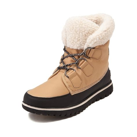 Shield your style from the elements with the awesome new Cozy Carnival Boot from Sorel. Blending the protection of a rain boot with the comfort of a sneaker, the Cozy Carnival Boot
