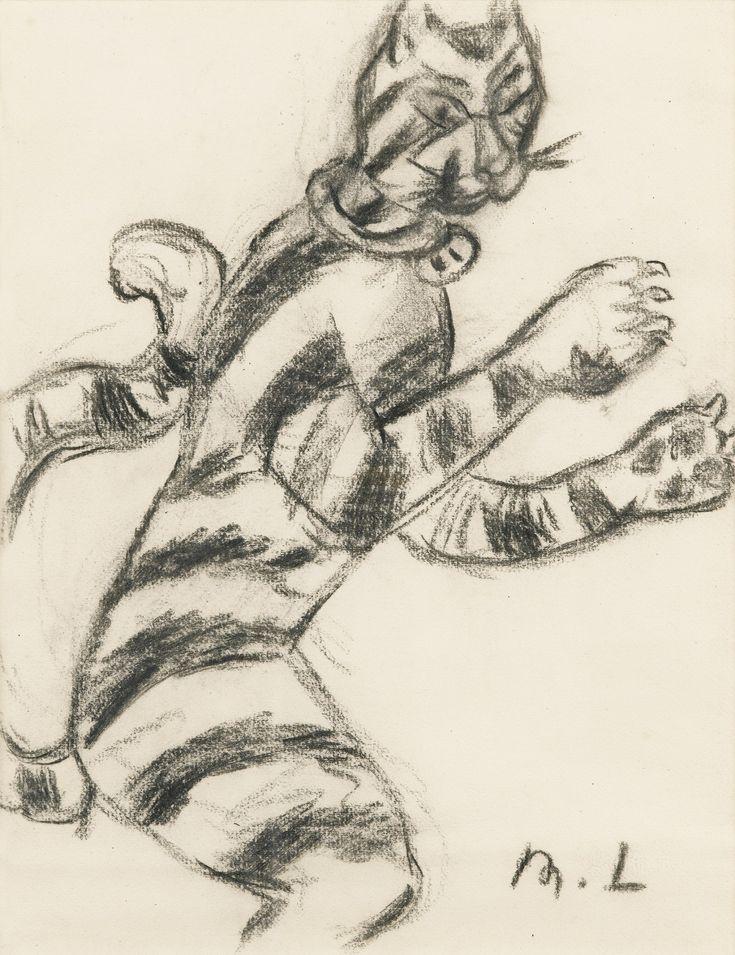 «Он превратил себя в кота. Он изобрёл кошачий стиль, кошачье общество, целый кошачий мир. Все английские коты должны стыдиться, если не будут хотя бы немного походить на котов Луиса Уэйна». Герберт Уэллс Кошачий стиль от Louis Wain Louis William Wain (1860 — 1939) —…