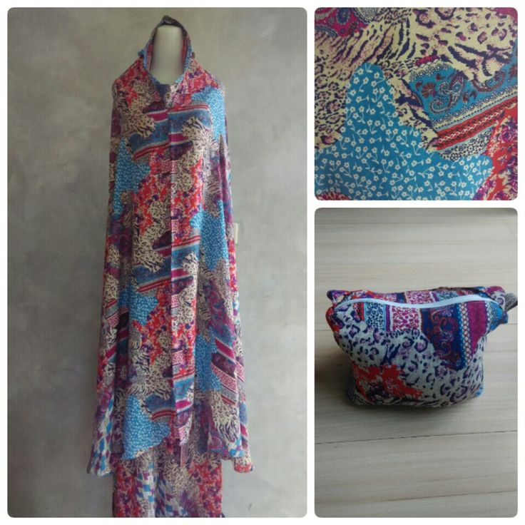 Mukena Silky Special Price Only Rp.275.000
