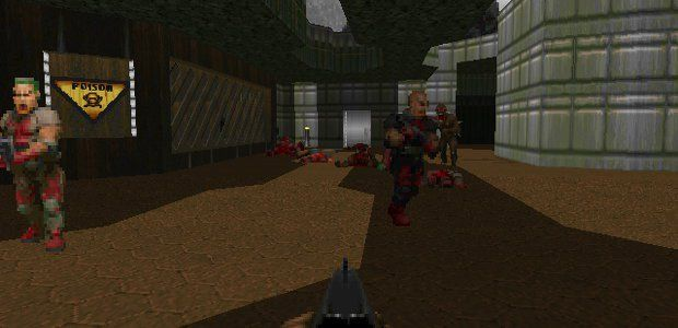 John Romero Releases New Doom Map -  How can John Romero convince prospective Kickstarter backers that he's still got it, that he's ready to make a new circle-strafing gibfest? The Doom and Quake level designer is currently trying to crowdfund a new 'classic' FPS with his fellow former id Software pal... http://tvseriesfullepisodes.com/index.php/2016/04/26/john-romero-releases-new-doom-map/