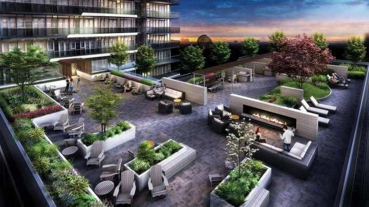 An Eco Friendly Roof Is A Rooftop That Is Actually Described Crops Which Actually Minimizes Stormwater Run Off A Rooftop Design Roof Garden Terrace Restaurant