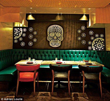 1000 ideas about mexican restaurant decor on pinterest for Decoration restaurant
