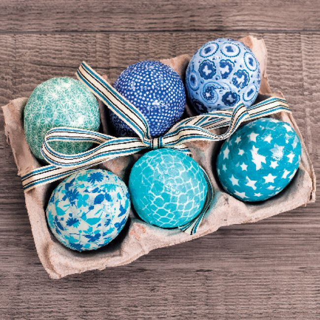 Washi eggs #KidsCrafts #Easter #SouthAfrica