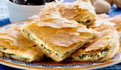 Here is an easy spanakopita recipe that is the perfect appetizer for your family or at your next party!