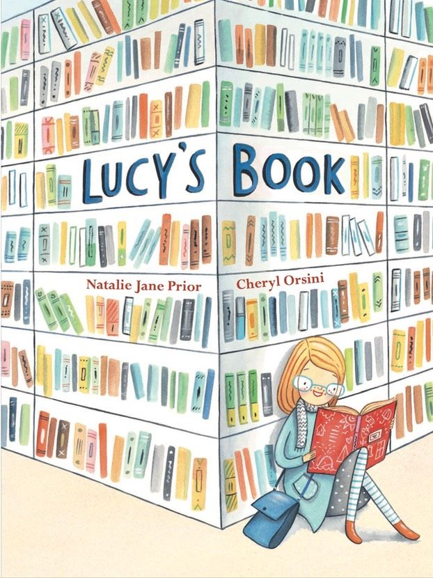 Lucy's Book Cover