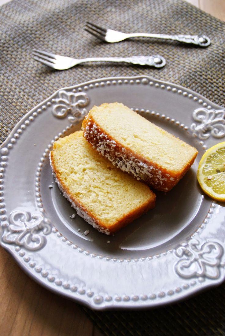 Der beste Zitronen-Joghurt-Kuchen