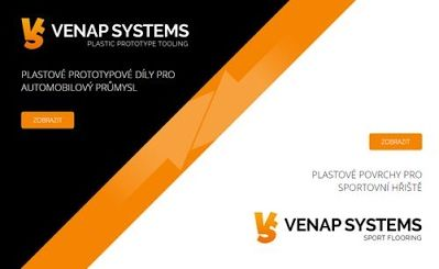 Venap Systems - Plastic prototype tooling
