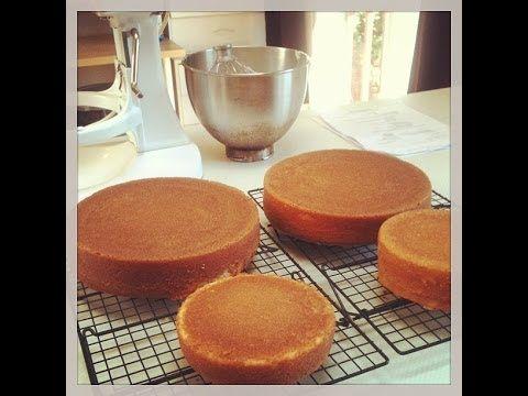 How to Make Delicious Scratch Vanilla Cake | Artisan Cake Company