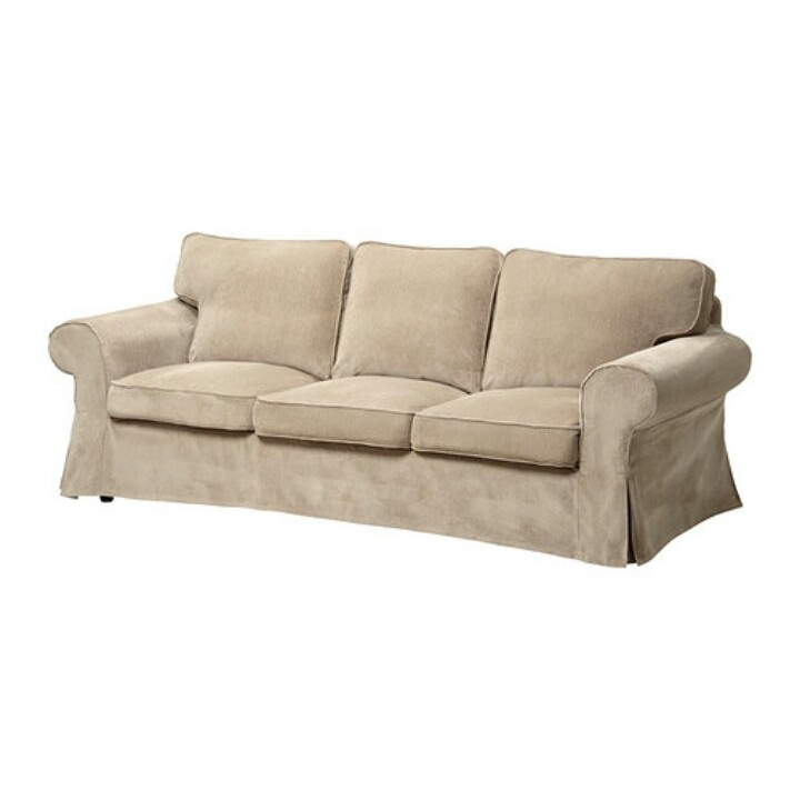 EKTORP Sofa Cover   Vellinge Beige   IKEA, New Look For Current Couch?