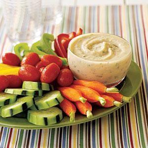 White Bean Dip Recipe | MyRecipes.com