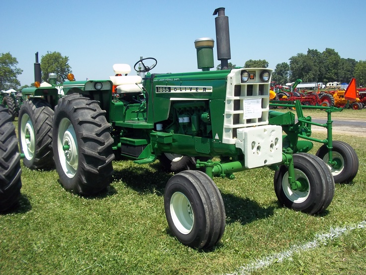 Very nice looking 98hp oliver 1855 oliver tractors - Craigslist farm and garden minneapolis ...