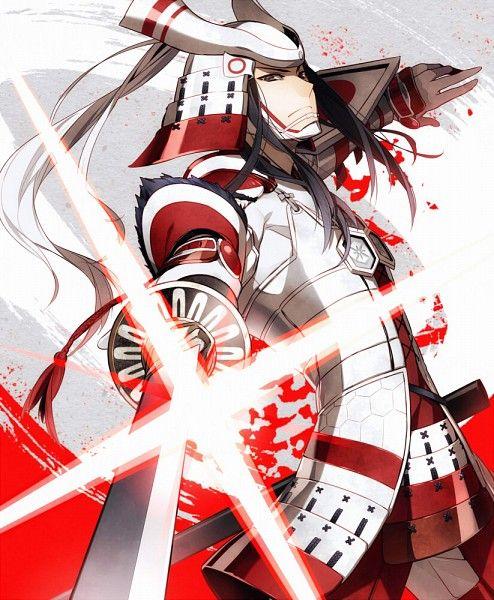 Tags: Anime, Fanart, Sengoku Basara, Pixiv, Azai Nagamasa (Sengoku Basara)