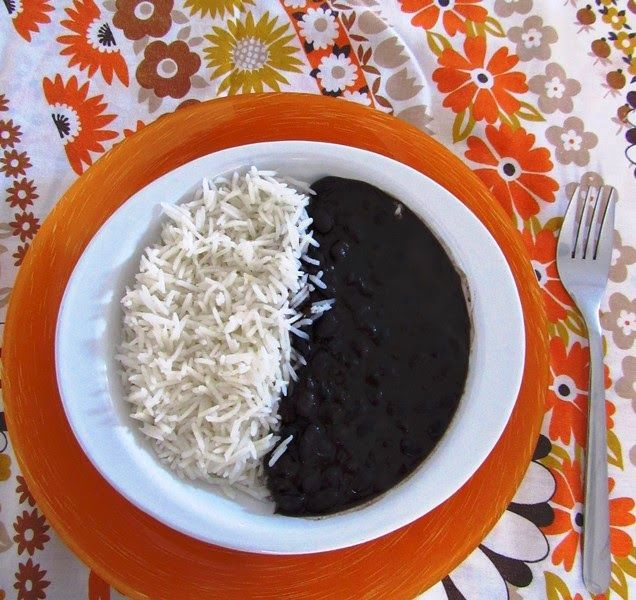 Cibo Creativo: Fagioli neri alla cubana