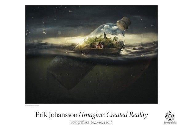 Affisch Erik Johansson 276 - Erik Johansson - Fotografer