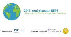 2017, anul planului BEPS